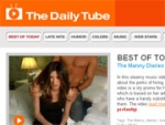 Media Guy's Pop Pick: TheDailyTube.com and Chime.TV