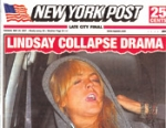 Somebody Wake Up Lindsay Lohan: It's Time for a Media Quiz