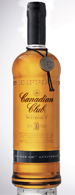 Blast from the past: Whiskey brand is offering a limited-edition 30-year aged spirit, part of its 'Damn right your dad drank it' campaign.