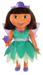 This Dora doll was recalled.
