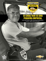 GM Sends Colombian Cabbies to School With Chevy University