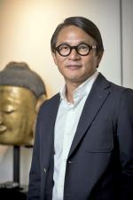 Aaron Lau, Cheil Worldwide president of international and CEO of Greater China