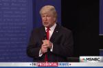 Trump Issues Detailed Position Tweet Regarding 'SNL' and Alec Baldwin