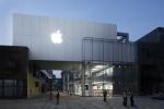 Apple's new flagship store in Beijing