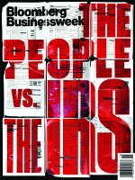 Bloomberg Businessweek Creative Director Richard Turley Shares His Favorite Covers