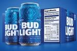 Bud Light adds nutritional labeling to secondary packaging