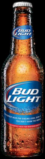 Bud Light Up for Whatever Bottle