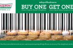 Campaign of the Year, Digital, Gold: Baldwin&, Krispy Kreme's 'World's Tastiest Coupon'