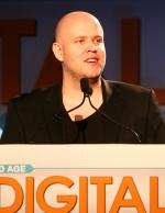 Daniel Ek, CEO of Spotify.