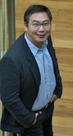 Fang ShihWei is Li Ning's chief marketing officer for China.
