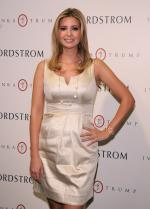 Ivanka Trump at the introduction of her Spring 2011 Lifestyle Collection of Footwear at Nordstrom Topanga in 2011 in Canoga Park, Calif.