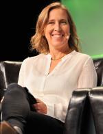 CEO of YouTube Susan Wojcicki.
