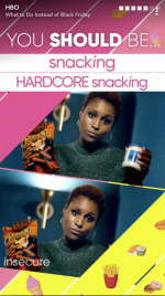 HBO series Insecure