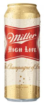 Miller High Life Vintage Packaging