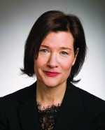 Gail Heimann, president of Weber Shandwick