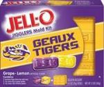 LSU Jell-O Mold