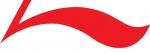 Li Ning's logo -- too close to the Nike Swoosh?
