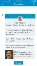 LinkedIn's new