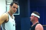 Job Swap: NBA Player Matt Bonner 'Runs' New Hampshire Ad Agency