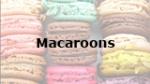 Making Macaroons With Alton Brown