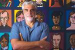 Where Is Marcello Serpa? Heading to New York for His First Art Exhibit