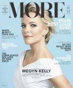 More magazine's final print issue featured Megyn Kelly on the cover.
