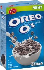 Oreos Cereal