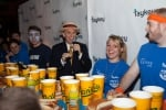 Here's What Happened When Adland Held a Hot-Dog-Eating Contest