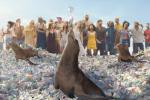 SodaStream, soon to be owned by PepsiCo, mocks classic Coke ad