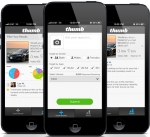 Startup Watch: Mobile Polling App 'Thumb' Opens Doors to Brands and Researchers