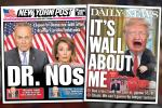 Take your pick of Trump 'wall speech' takes