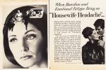 Classic Ad Review: Anacin and the Real Housewives of Whitehall Labs