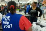 Walmart sparks outcry by replacing greeters with 'hosts'