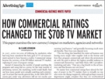 How Commercial Ratings Changed the $70 Billion TV Market