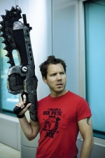 Epic's lead designer Cliff Bleszinski.