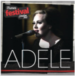 An EP of Adele songs from the iTunes Festival.