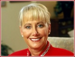 Kerrii Anderson has been named president-CEO of Wendy's.