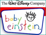 Disney's Baby Einstein and its rival, Brainy Baby, market interactive DVDs, videos, books, music CDs and toys for consumers as young as six months.
