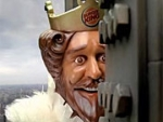 The Burger King 'King' has gained favor with former franchisee detractors.