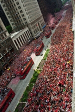 Chicago Blackhawks Stanley Cup Victory Rally