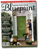 MSLO has just released the test issue for 'Blueprint,' a title for young homeowners.