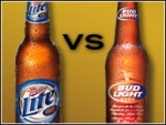 Miller is preparing attack ads focused on Anheuser-Busch's admission that it changed its beer recipe.