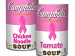 Breast Cancer Awareness Strategy Increases Sales of Campbell's Soup
