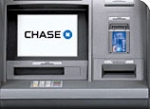 Chase Seeks Competitive Edge in Speedy ATM Transactions