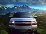 Chevy Tahoe 'Horns'