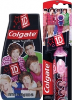 One Direction Now Playing on Tweens' Toothbrushes