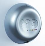 A New York condom dispenser