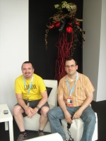 The Cannes Q&A: Organic's N.Y. GCD Conor Brady and Detroit GCD Sam Cannon