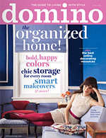 No shelter: Domino's March issue will be its last.