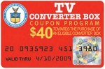 Gov't Runs out of Funds for Coupons for DTV Transition